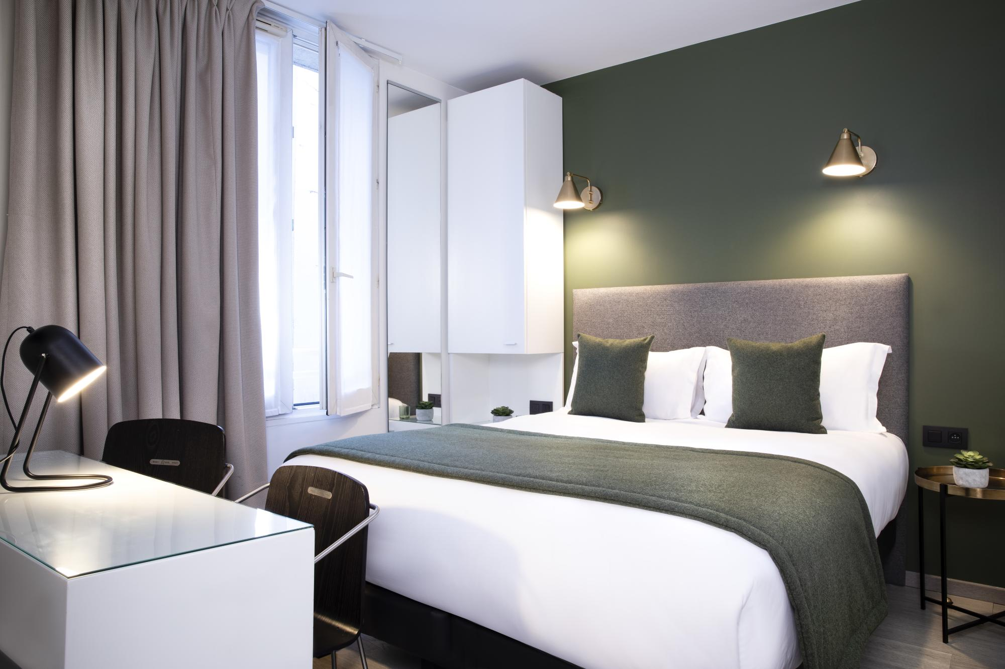 Hotel Brady Room