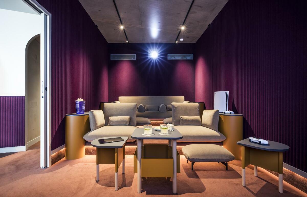 Grande Suite Cinema