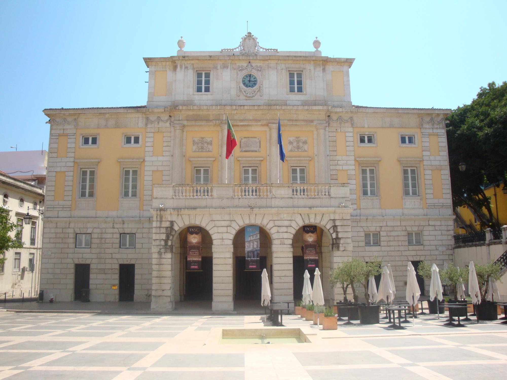 San Carlos National Theatre 9 Hotel Mercy Lisbon