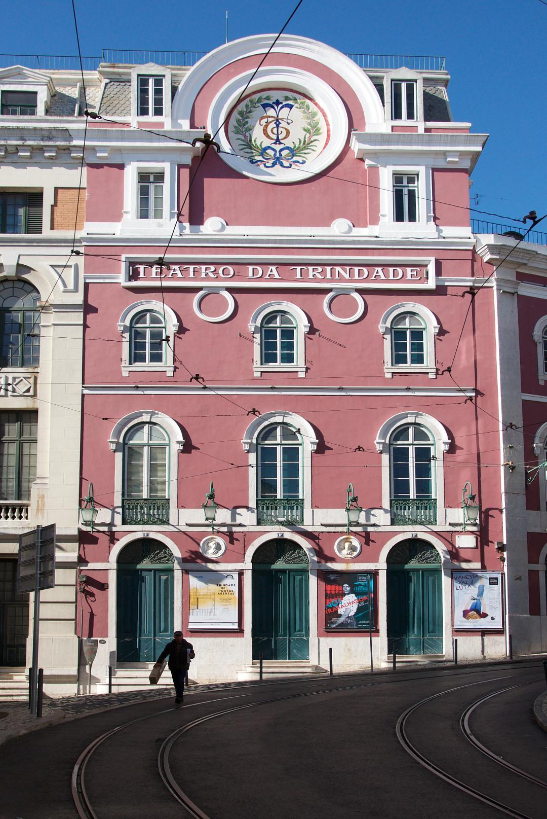 Théâtre da Trindade Lisbon 9 Hotel Mercy