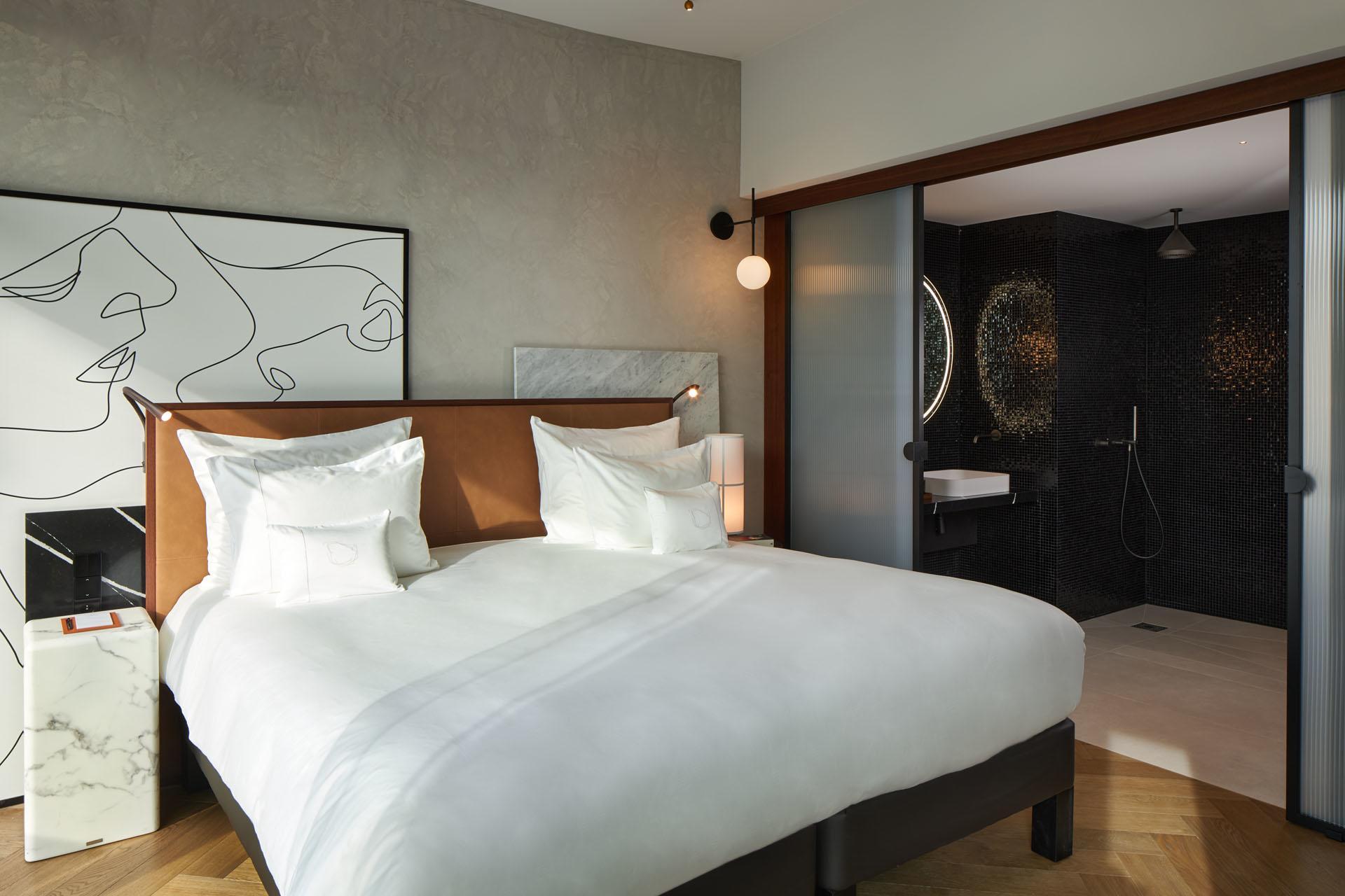 L'Esquisse Hotel & Spa Penthouse Suite