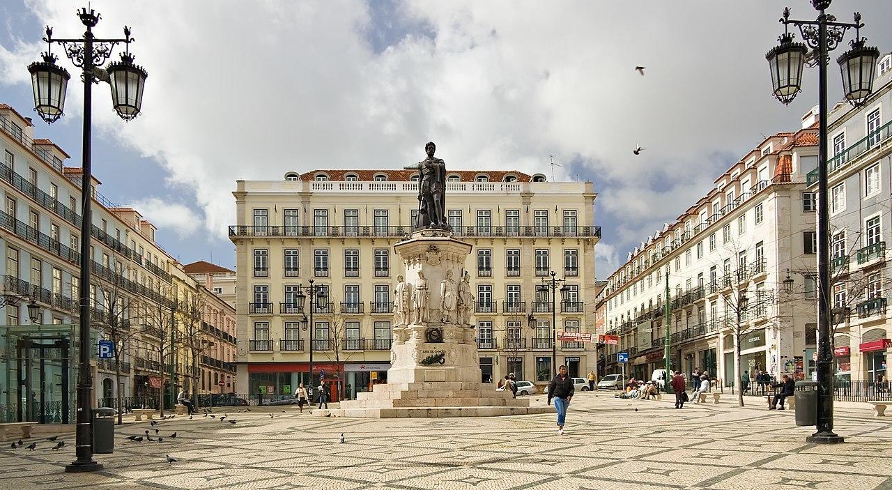 Praça de Luís de Camões 9 Hotel Mercy
