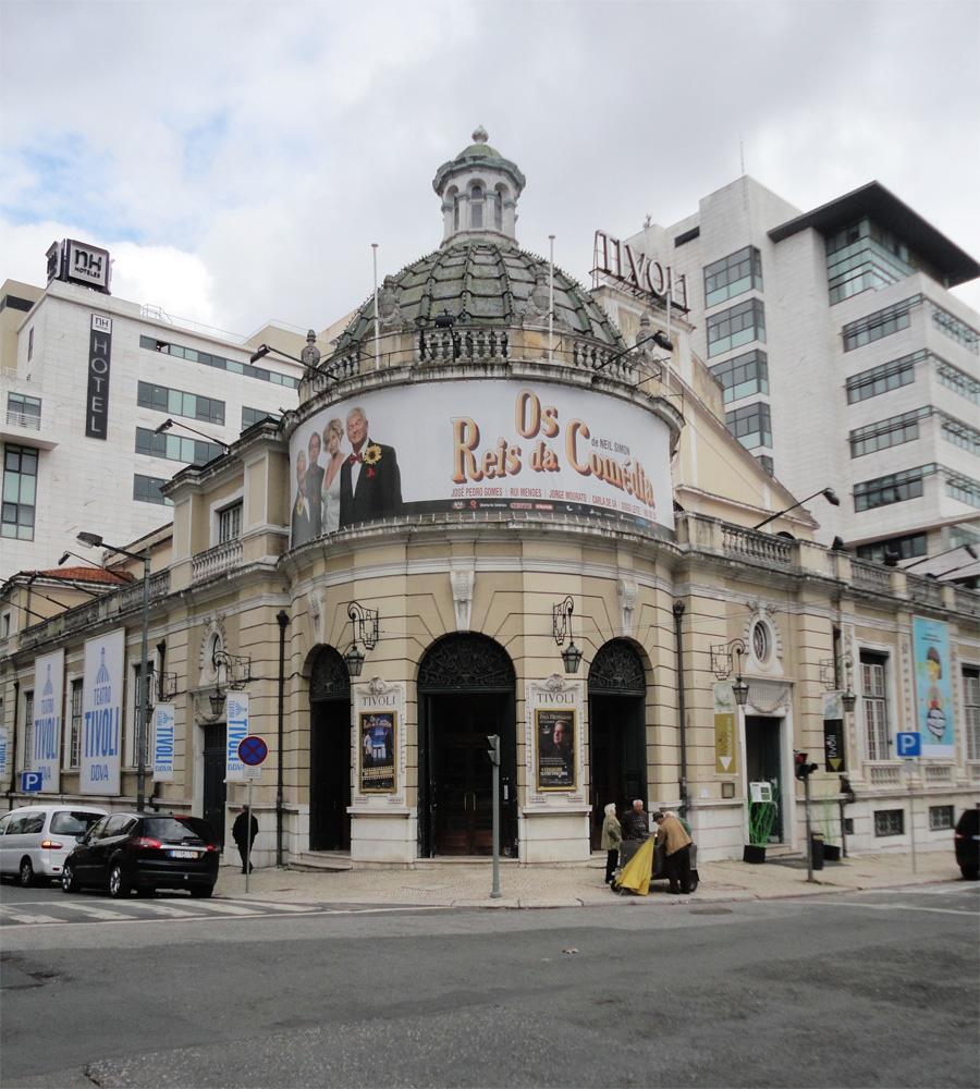 Teatro Tivoli 9 Hotel Mercy Misbon