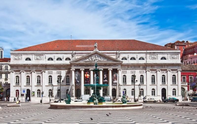 9 Hotel Mercy Lisbon Dona Maria National Theatre