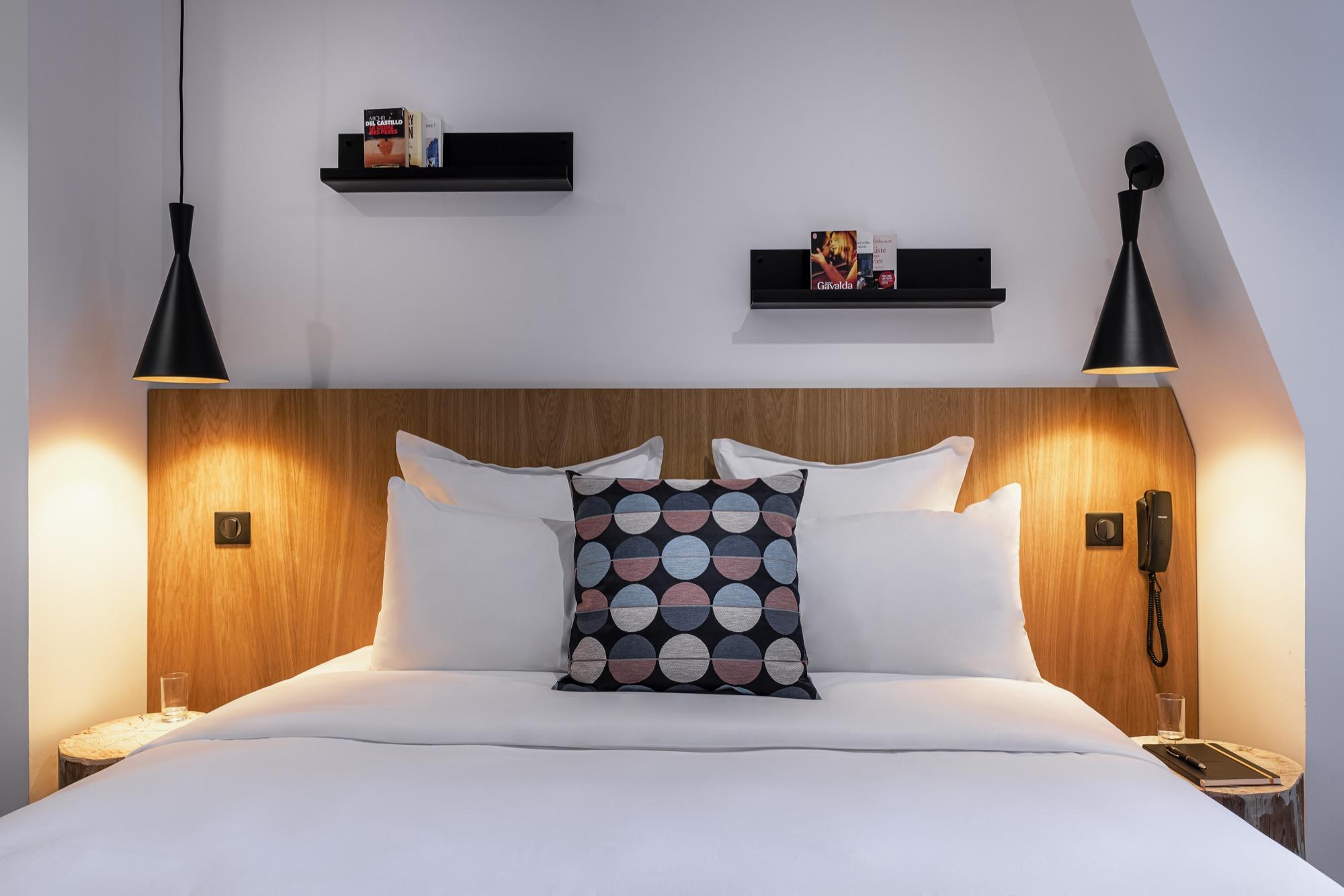 club room 9 hotel Bastille-Lyon Paris 12