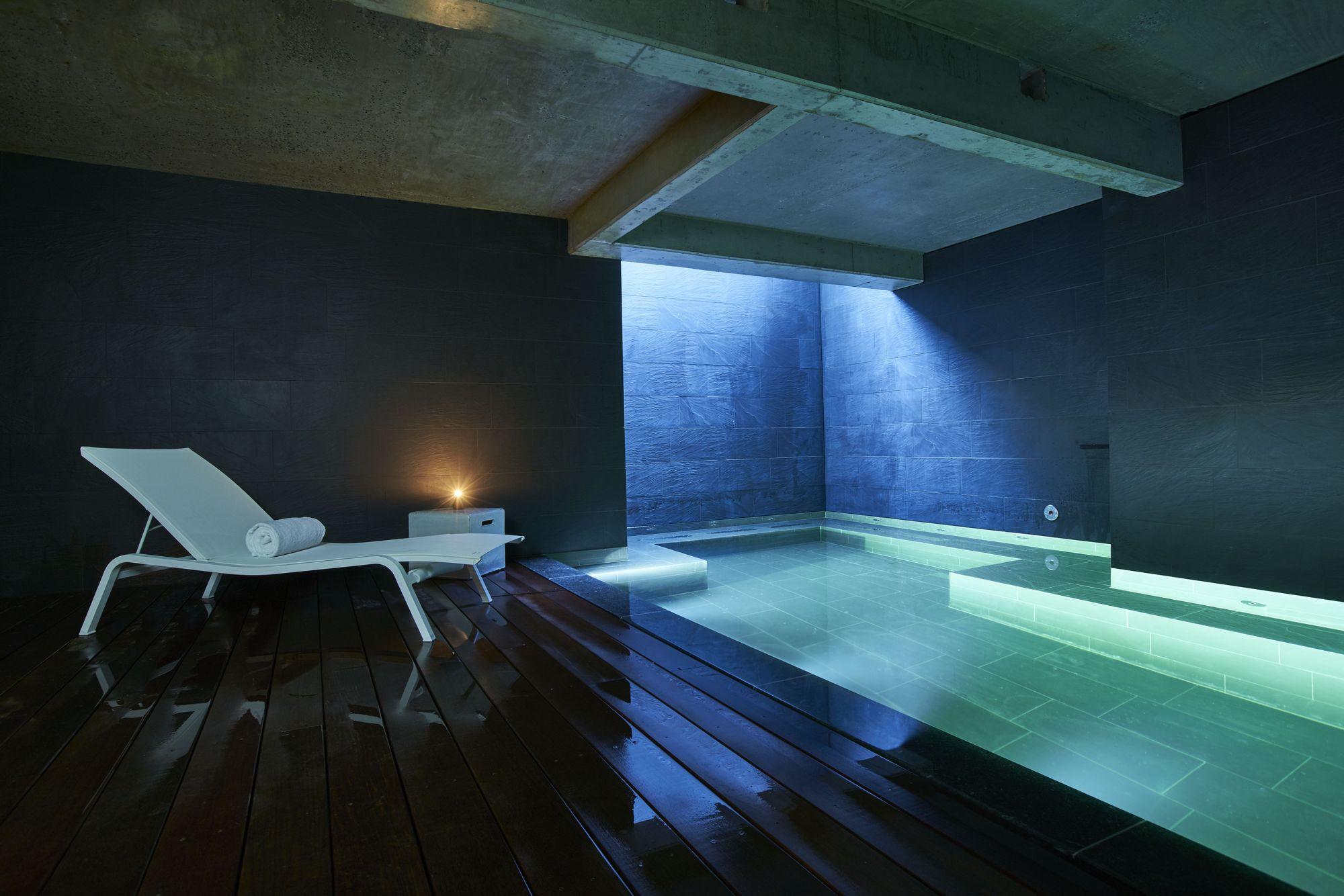 Hotel met jacuzzi en Finse sauna 9Hotel Brussel Sablon