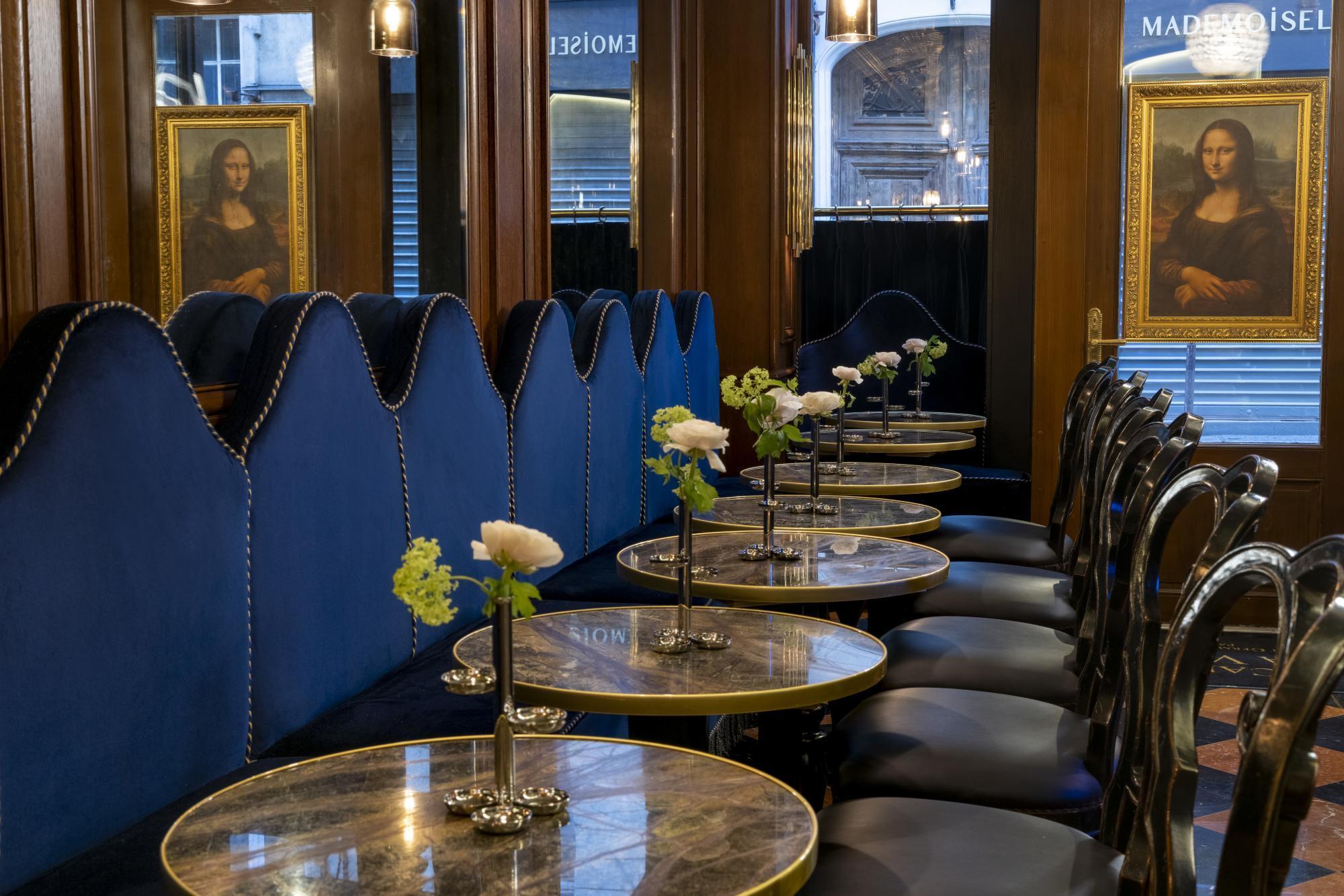Hotel Da Vinci Café