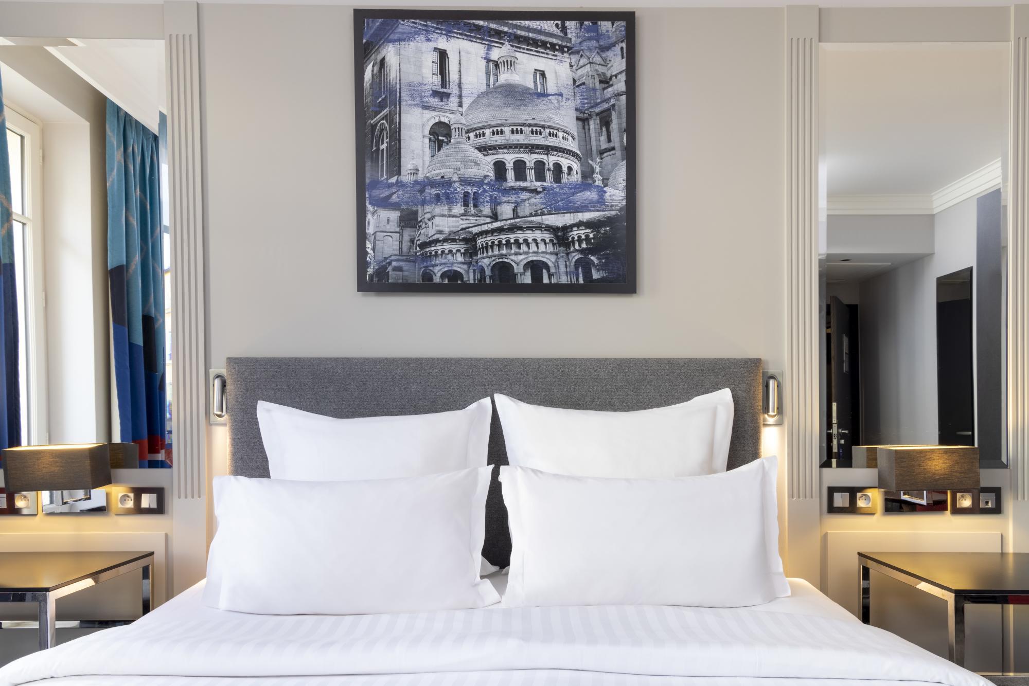 Hotel Les Matins de Paris Room Day Use