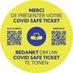 Covid Safe Ticket - mandatory to access the hotel
