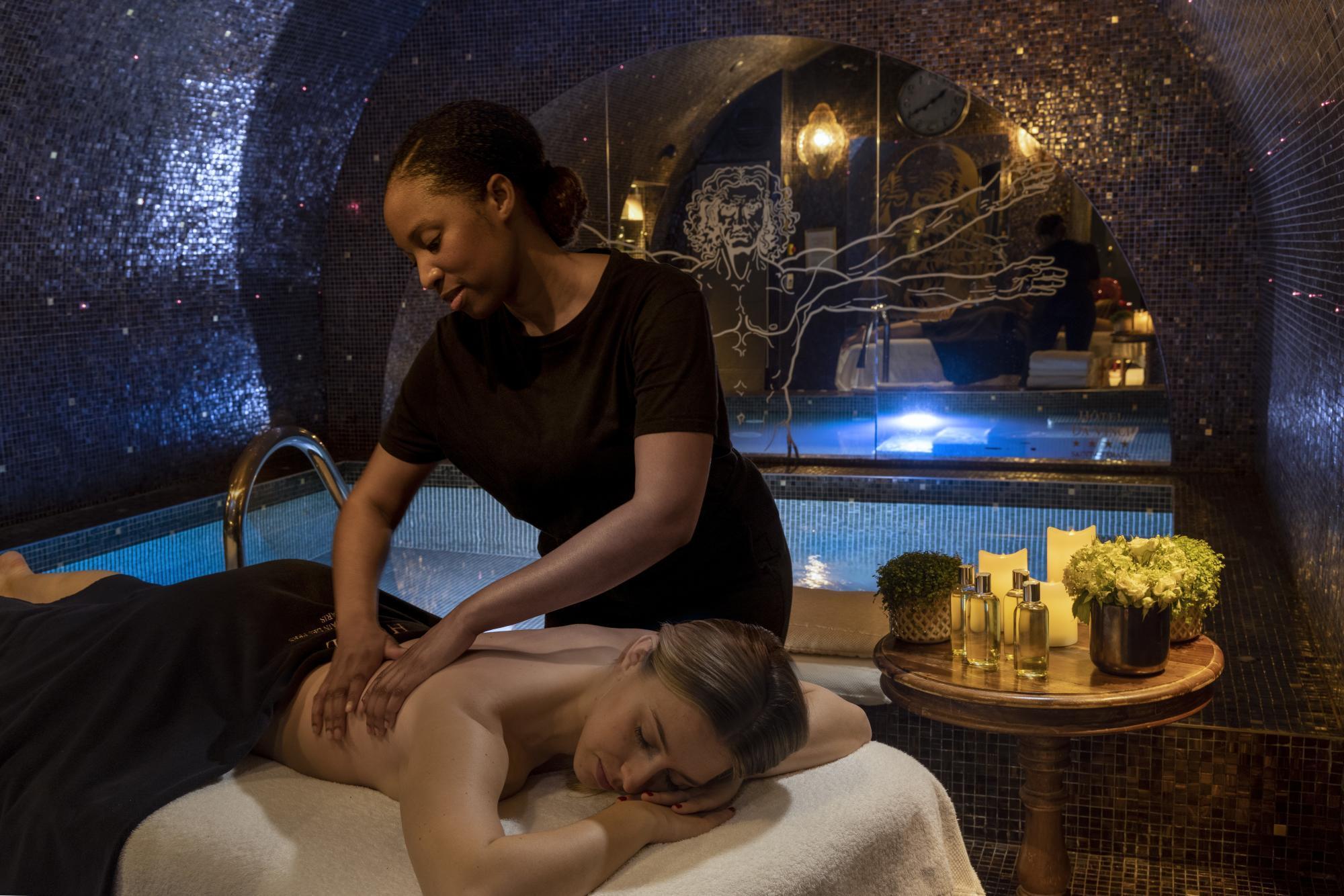 Hotel Da Vinci Spa Piscine Massage