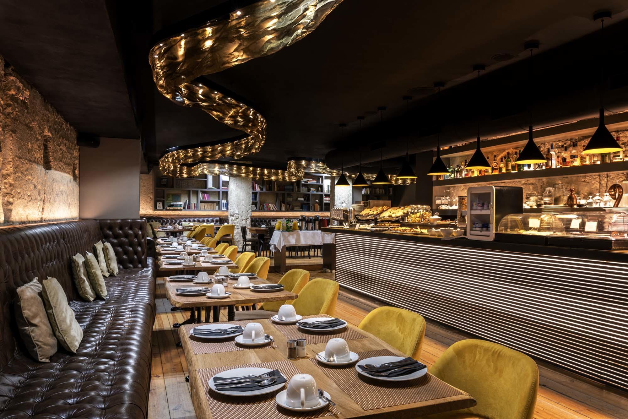 Breakfast buffet service 9 Hotel Mercy Lisbon