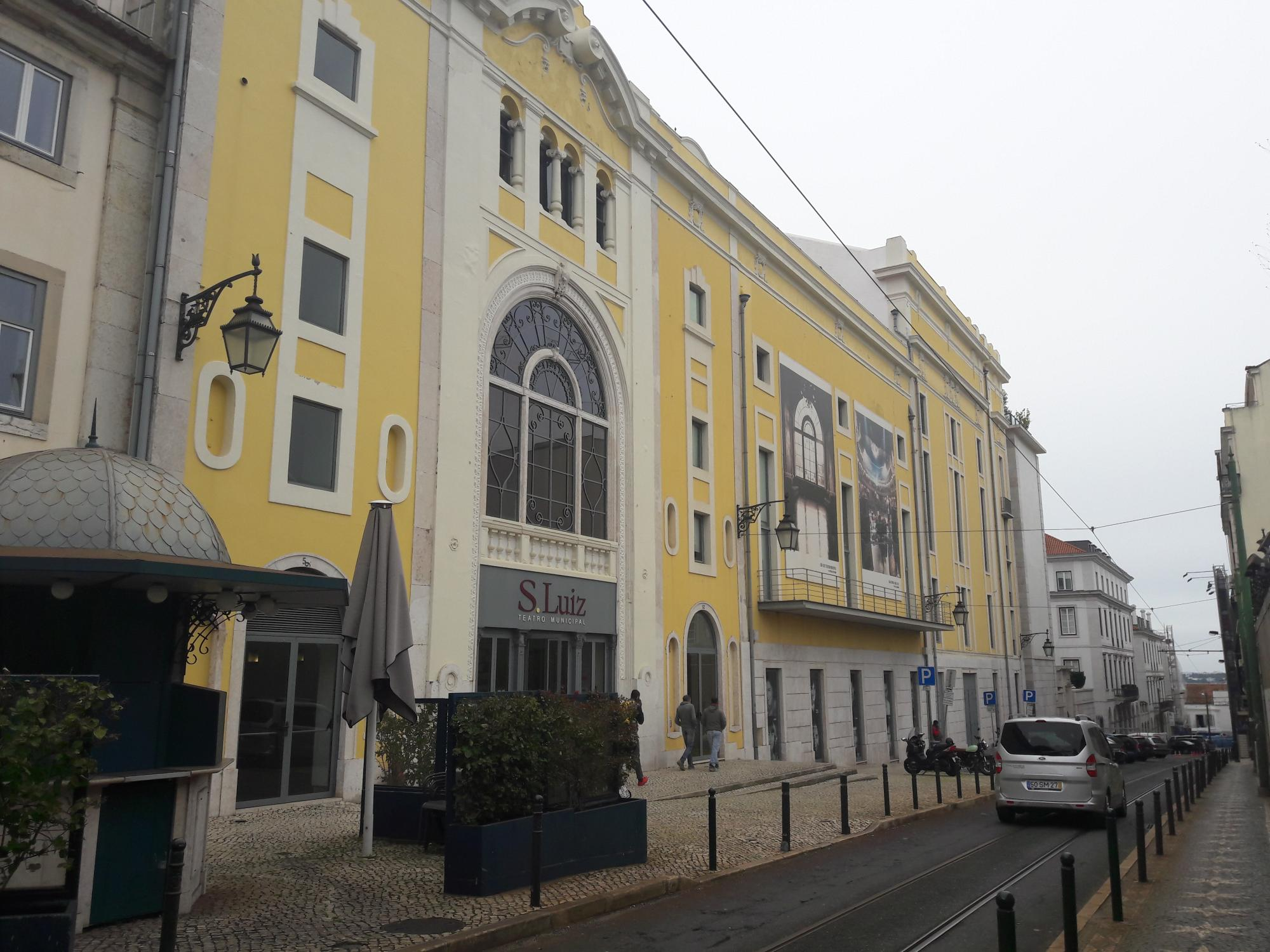 SÃO LUIZ MUNICIPAL THEATRE 9 Hotel Mercy