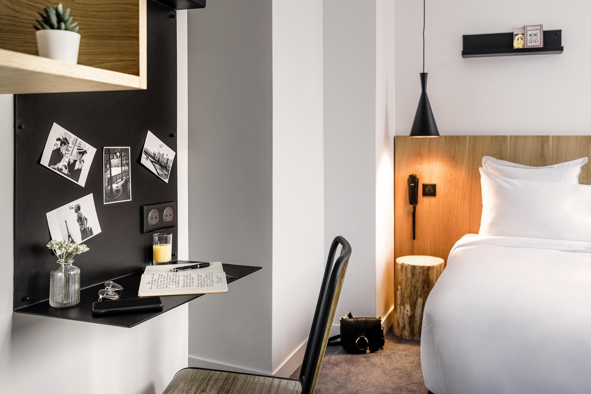 classic twin room 9 hotel Bastille-Lyon Paris 12