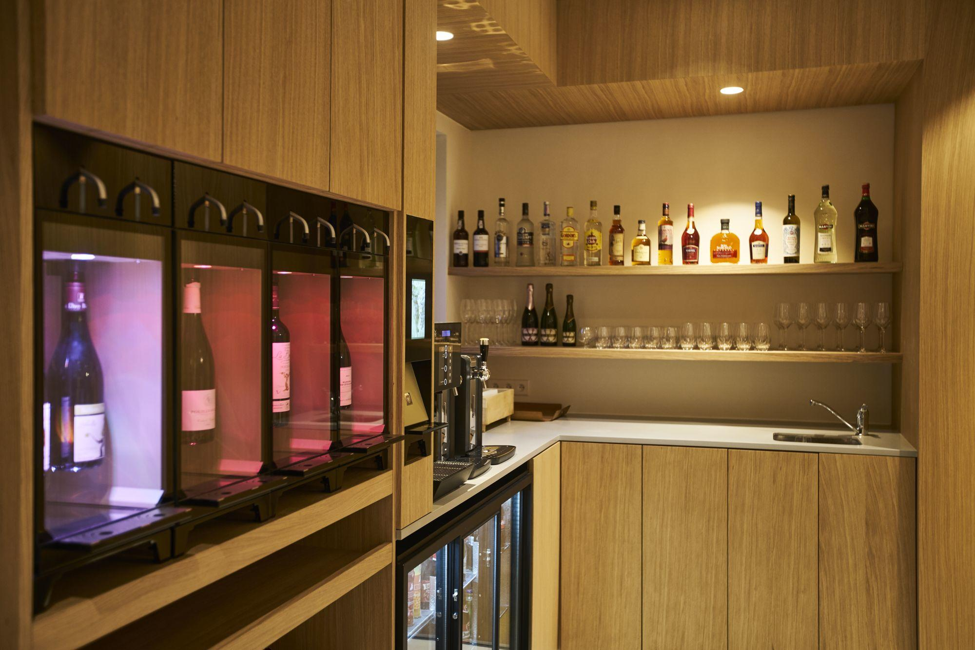 Bar 9 Hotel Brussel Sablon Zavel