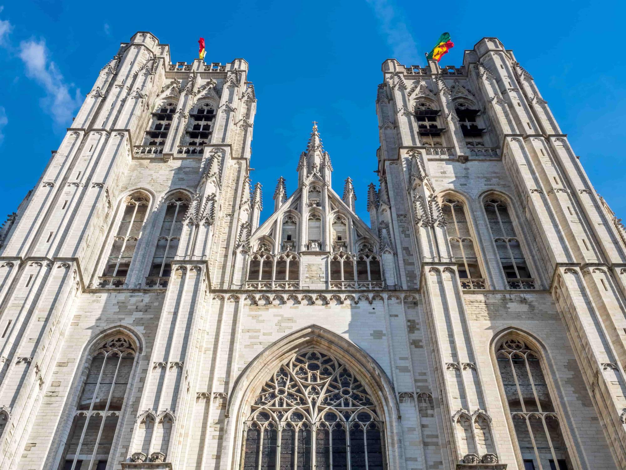 cathedrale saints michel et gudule 9 hotel central bruxelles
