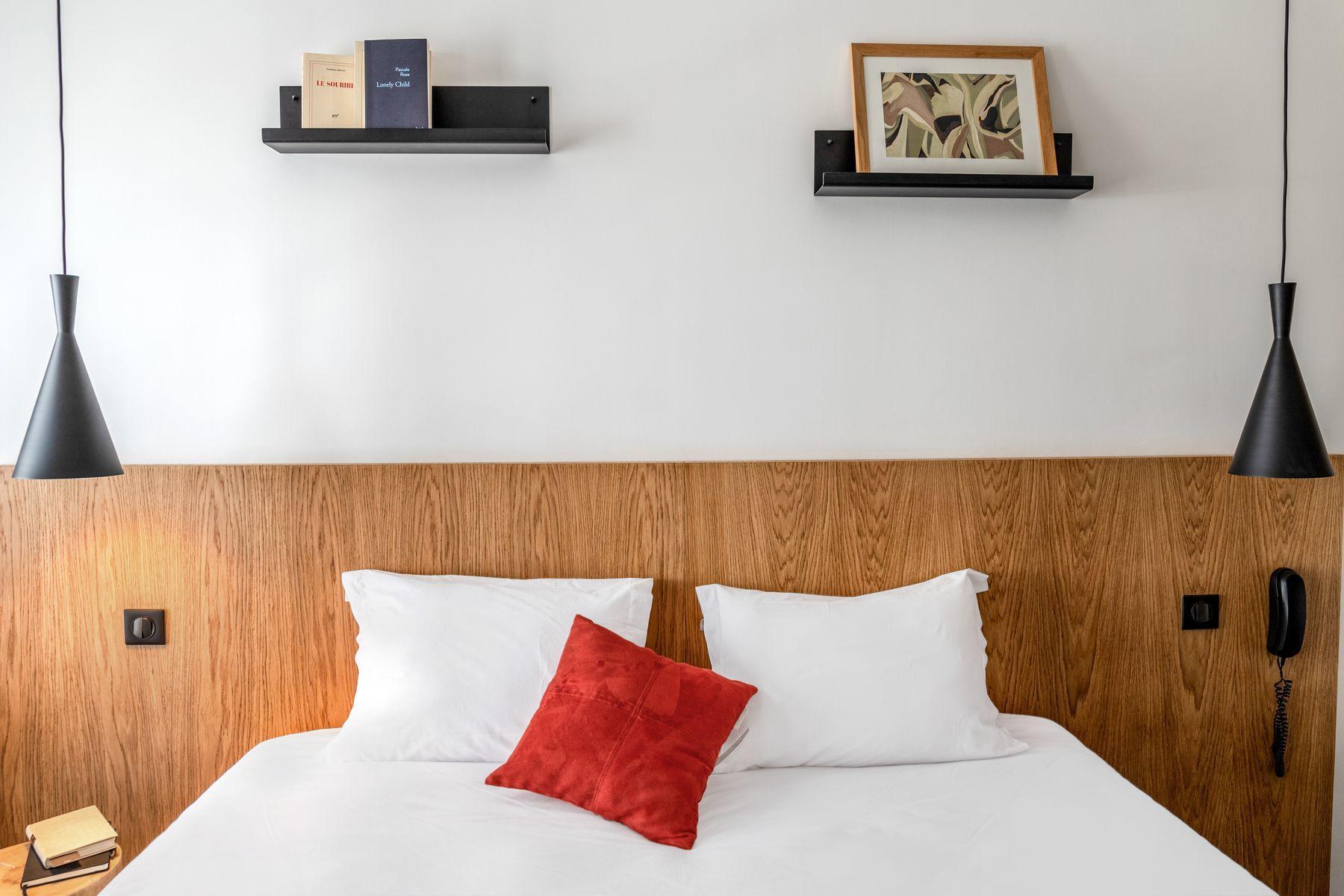 9 hotel Bastille-Lyon 3 étoiles Paris 12