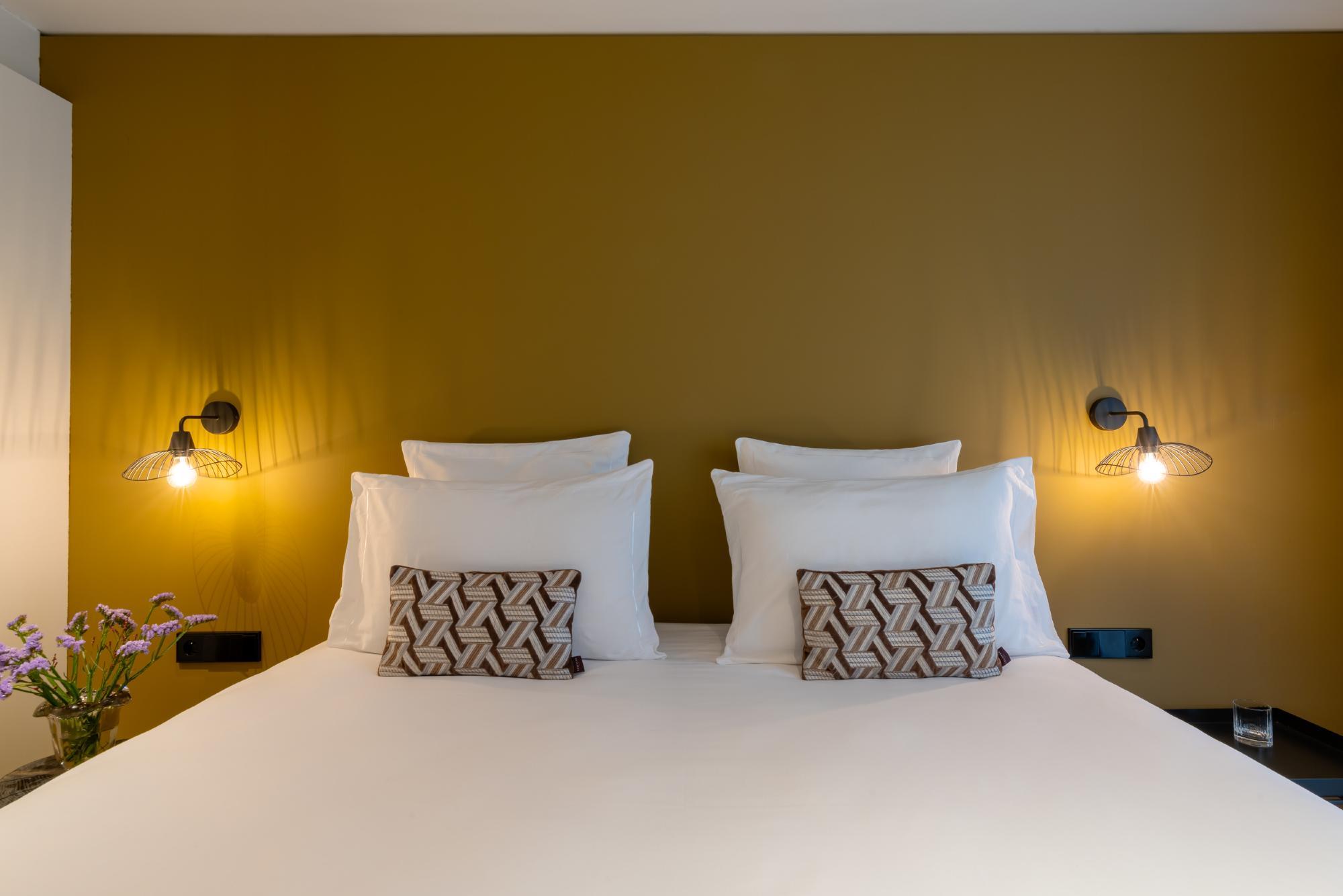 9 hotel opera paris chambre club luxe