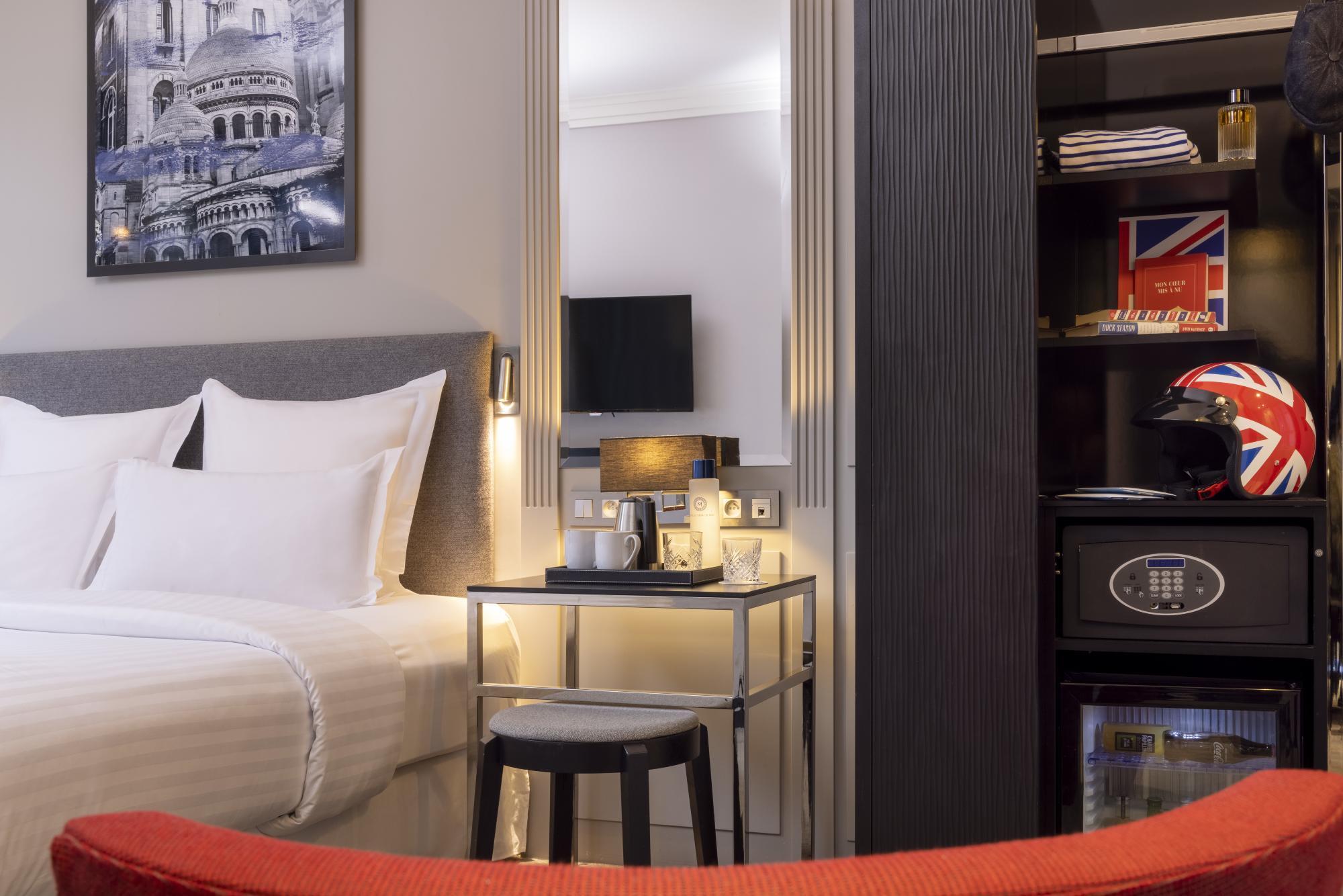 Hotel Les Matins de Paris Superior Room
