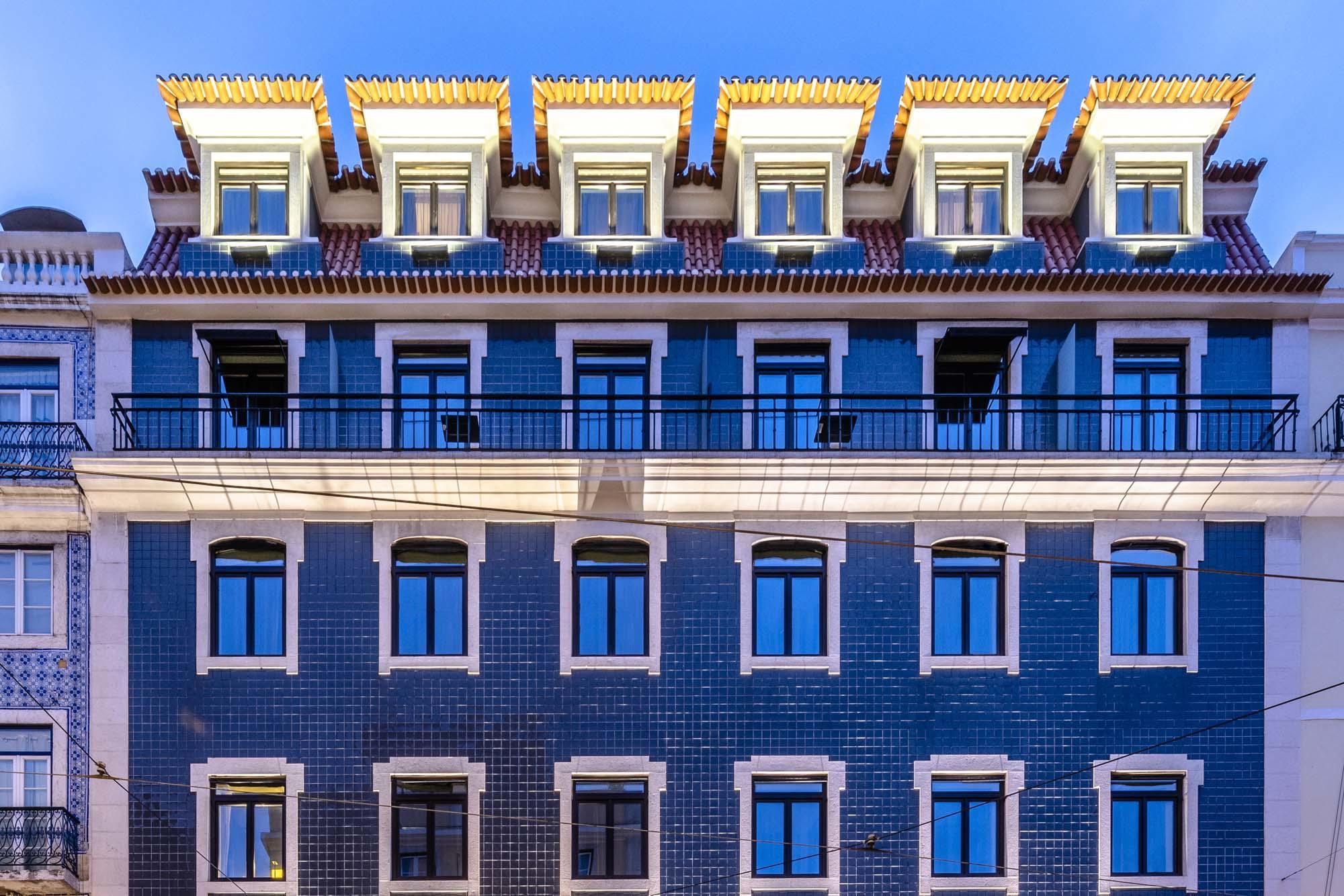 9 Hotel Mercy Lisbon