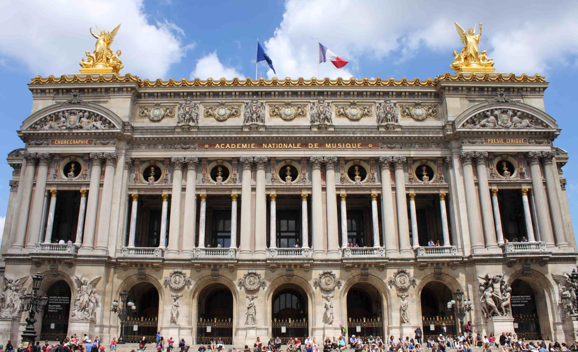 opera garnier pres 9 hotel opera paris