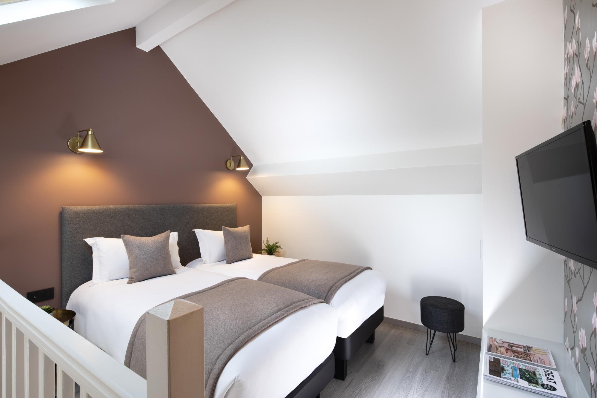 Hotel Brady Deluxe Room