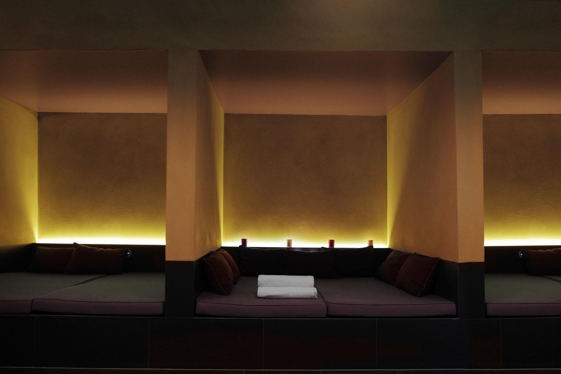 Hotel Domaine de la Corniche Sauna