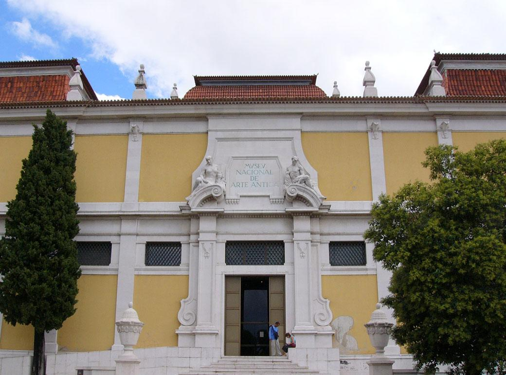 NATIONAL MUSEUM OF ANCIENT ART 9 Hotel Mercy Lisbon