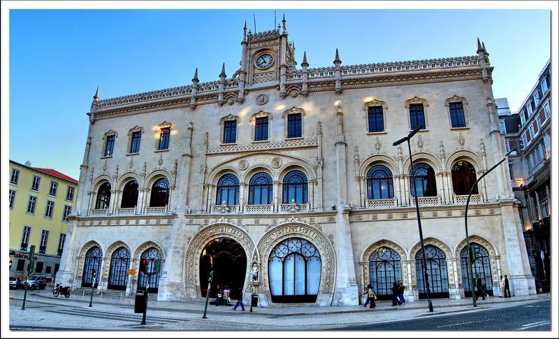 Gare du Rossio 9 Hotel Mercy Lisbonne