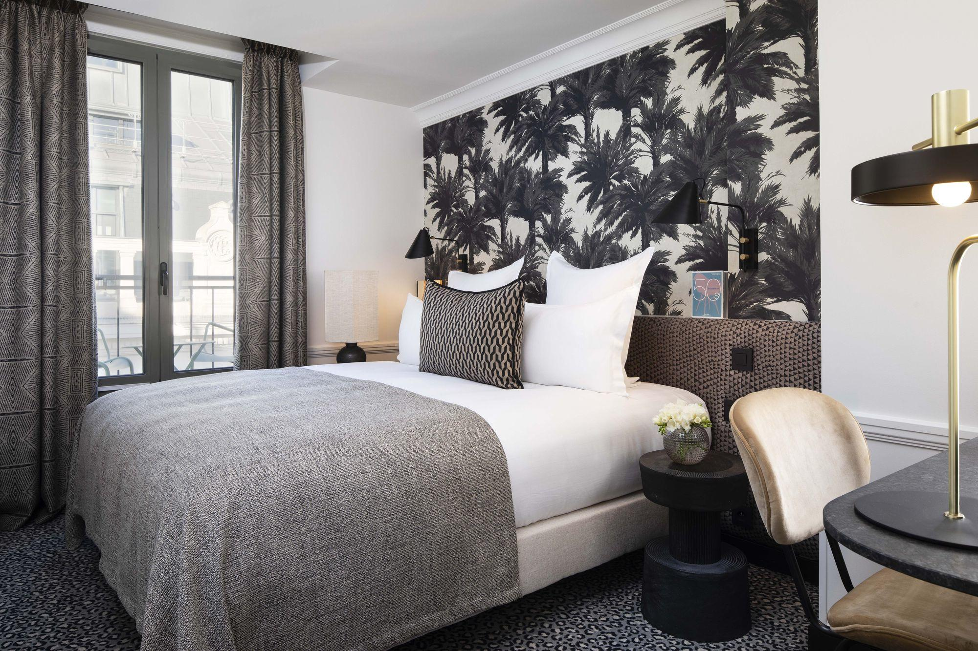 Double Hotel room with terrace - Paris opera