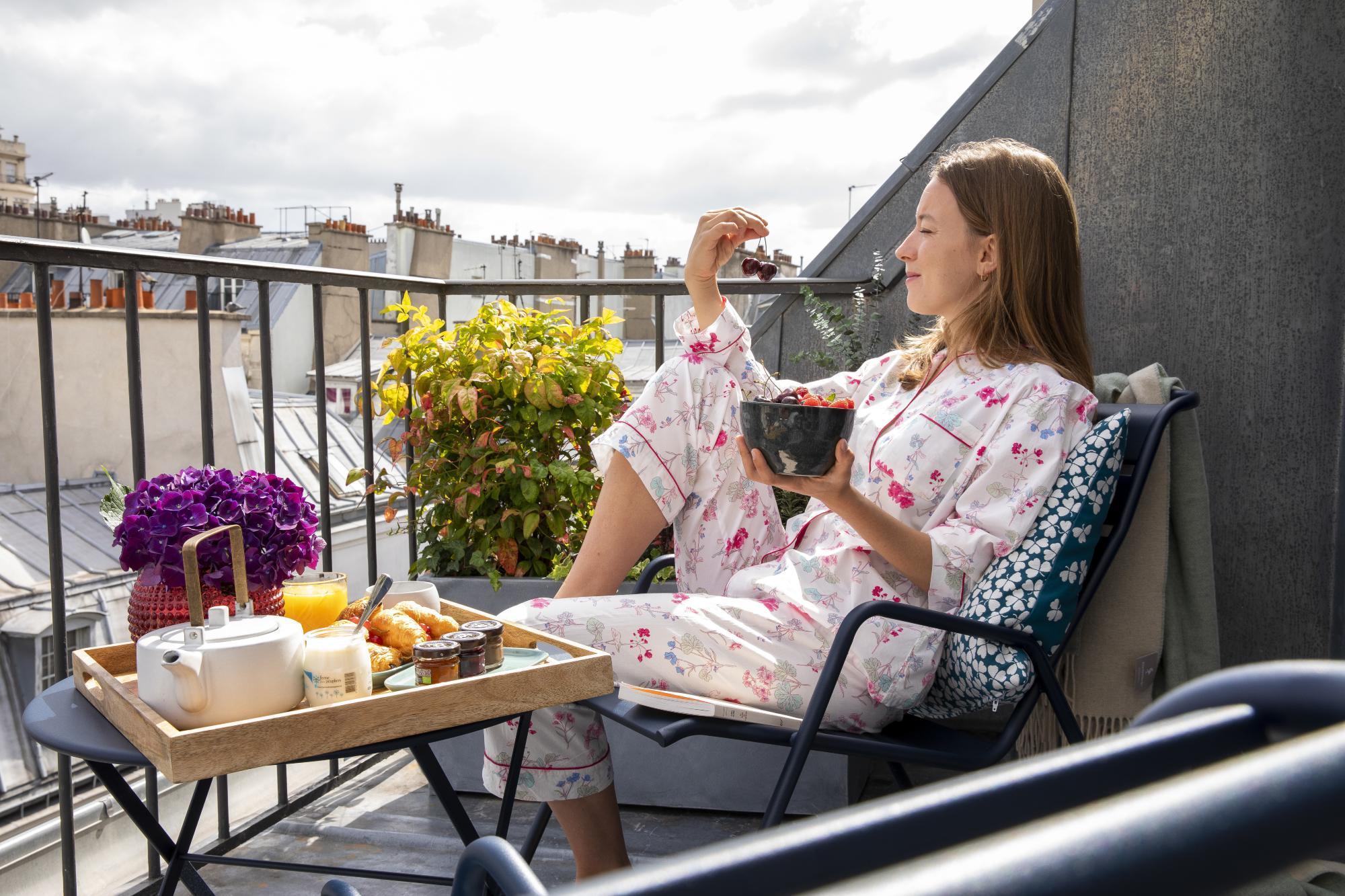 Hotel Les Matins de Paris Services Breakfast
