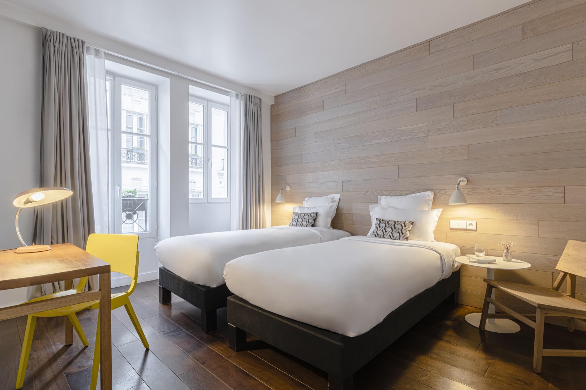 9 hotel opera paris chambre club