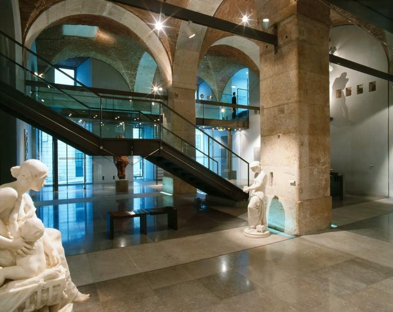 9 Hotel Mercy Lisbon Chiado national contemporary art museum