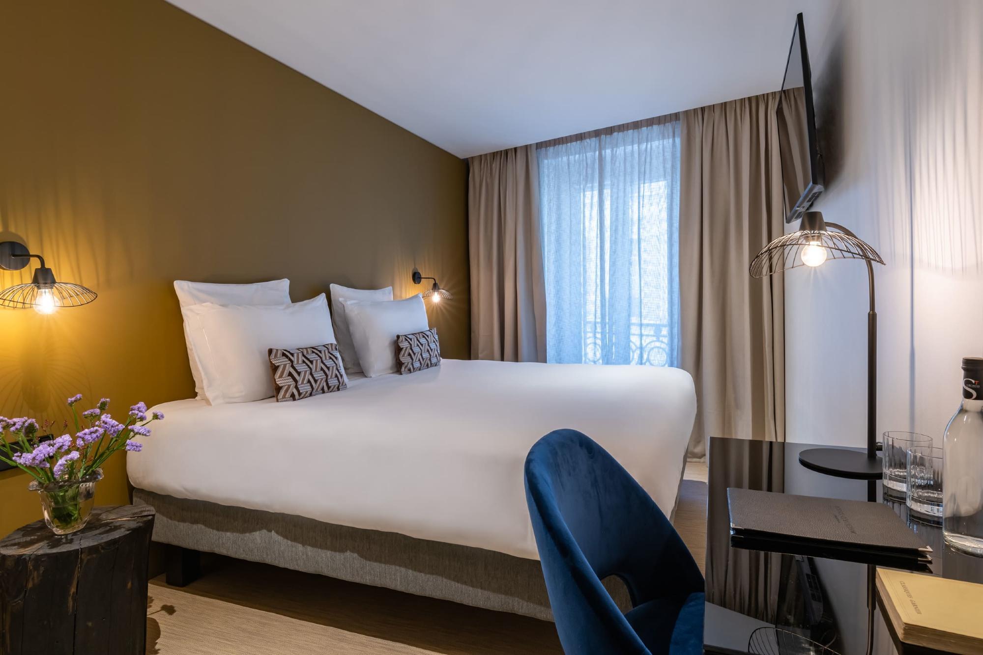 9 hotel opera paris chambre superieure